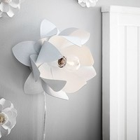 Lotus Wall Sconce