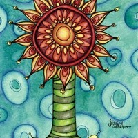 Sunflowering Times - Limited Edition Fine Art Print