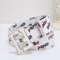 FENDI Belt Stylish Women Men Belt Waist Belt