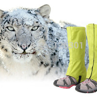 Hiking Waterproof Gaiters - STAY DRY!.