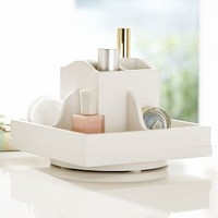 Ultimate Rotating Beauty Organizer