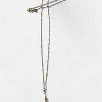 Adorn By Sarah Lewis Silver Sword Necklace - Silver One