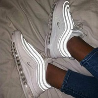 NIKE AIR MAX 97 Fashion and leisure sports shoes-1