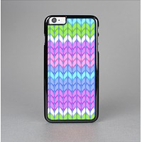 The Bright-Colored Knit Pattern Skin-Sert for the Apple iPhone 6 Skin-Sert Case
