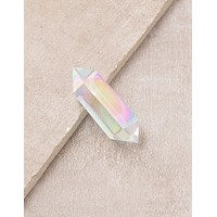 Opal Aura Quartz Double Terminated Crystal