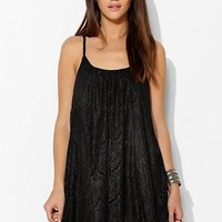 Tela Lace Trapeze Dress - Urban Outfitters