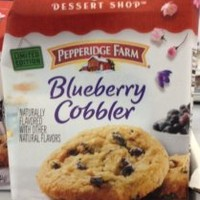 Pepperidge Farm Limited Edition Blueberry Cobbler Cookies
