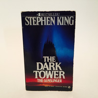 The Dark Tower - The Gunslinger by Stephen King 1989 Paperback