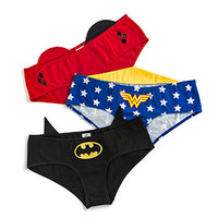 Super Powers Panty 3-Pack