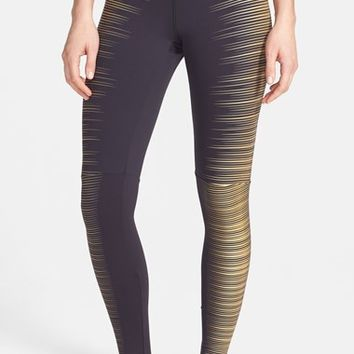 Women's Nike Printed Reflective Running Tights