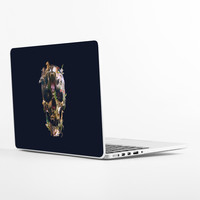Kingdom Skull Laptop Skin