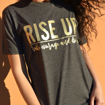 Rise Up Tee