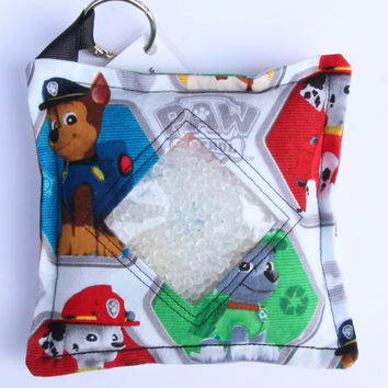 I Spy Bag - PAW Patrol - Chase - Marshall - Rubble - Rocky - Zuma - Educational Game - Busy Bag - Car Game - Travel Toy - I Spy Game