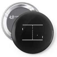 pong 72 Pin-back button