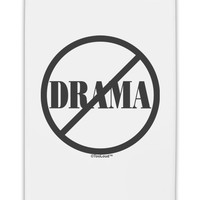 "No Drama Allowed Fridge Magnet 2""x3"