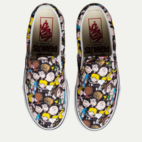 VANS x Peanuts Classic men & women casual shoes