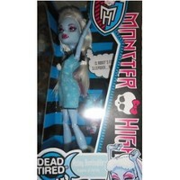Monster High Dead Tired Clawdeen Wolf Doll