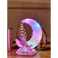 Unicorn & Moon Shaped Night Light