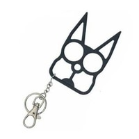 Animal Self Defense Keychain