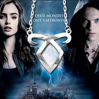 New The Mortal Instruments City Of Bones Necklace (FREE)