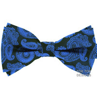 Tok Tok Designs Pre-Tied Bow Tie for Men & Teenagers (B40)