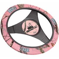 Realtree Girl APC Pink Camo Neoprene Steering Wheel Cover