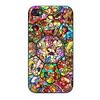 all disney character case for iphone 4 4s