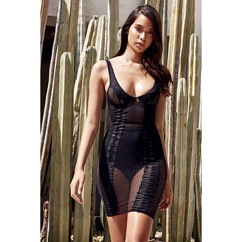 Marcel Lace Two piece dress with underwear