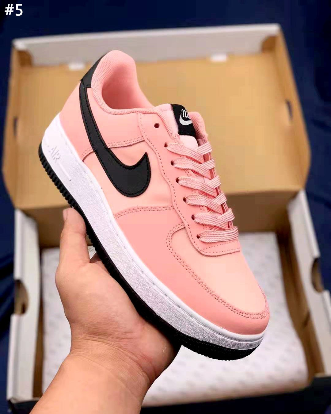 Image of NIKE AIR FORCE 1 tide brand men's and women's wild casual low-top shoes #5