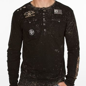 Affliction Standard Interface Henley