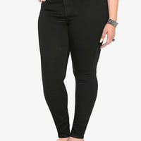 Torrid Jeggings - Black Wash