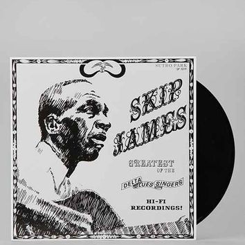Skip James - Greatest Of The Delta Blues Singers LP