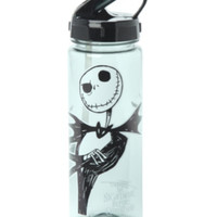 The Nightmare Before Christmas Jack Water Bottle