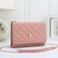 YSL Yves Saint laurent Women Fashion Leather Handbag Crossbody Shoulder Bag Satchel-9