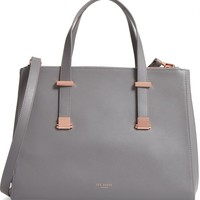 Ted Baker London Large Alunaa Convertible Leather Tote | Nordstrom