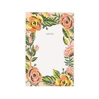 Jardin de Paris Tear Off Notepad