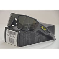 Tagre NEW Oakley Eyepatch 2 Sunglasses Steel w Dark Grey Lens 009136-19 FS, NIB