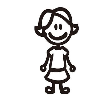 Vinyl Decal Car Stick DIY Figures Adhesive Window Auto Bumper Styling Car Decoration Baby Stickers