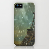 I Left My Heart in Paris iPhone Case by Ann B. | Society6