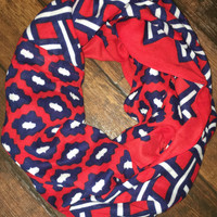 Ole Miss Rebels Scarf