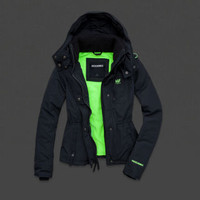 Womens Hooded | Womens A&F Weather Warrior | Abercrombie.com