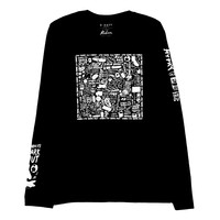 """""""WIDO VICES"""" L/S TEE by Aaron Kai"""