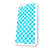 Kate Spade Gingham White Plastic For iPhone 6 Case