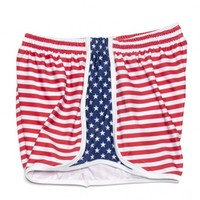 Sam's Shorts in Red, White and Blue by Krass & Co.