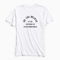 The X-Files Do You Believe Tee