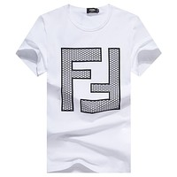 Boys & Men Casual Edgy Short Sleeve Shirt Top Tee