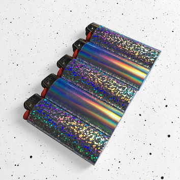 Holographic Lighters
