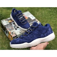 Air Jordan 11 Retro Low Re2pect Us8-13