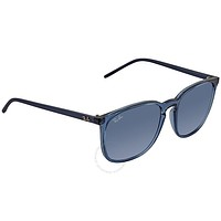 Original Ray Ban RayBan RB4387 Square Blue Classic Sunglasses RB438763998056