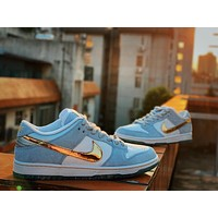 Sean Cliver x Nike SB Dunk Low new casual and versatile skateboard shoes